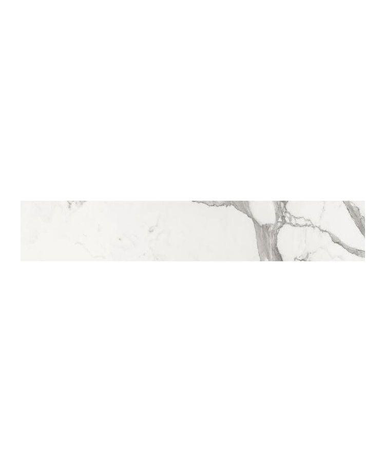 Gresie Statuario Lux mat 20x120 cm