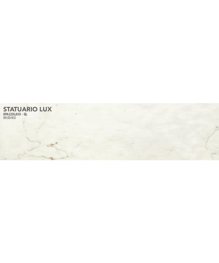 Gresie Statuario Lux lucios periat 20x120 cm