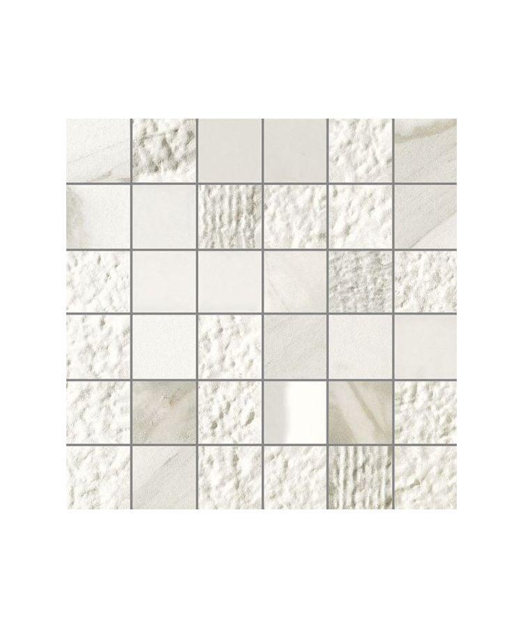 Mozaic pe plasa Calacatta Gold Mix 30x30 cm