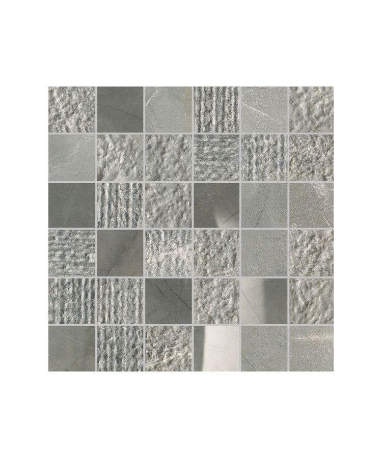 Mozaic pe plasa Orobico Grey Mix 30x30 cm