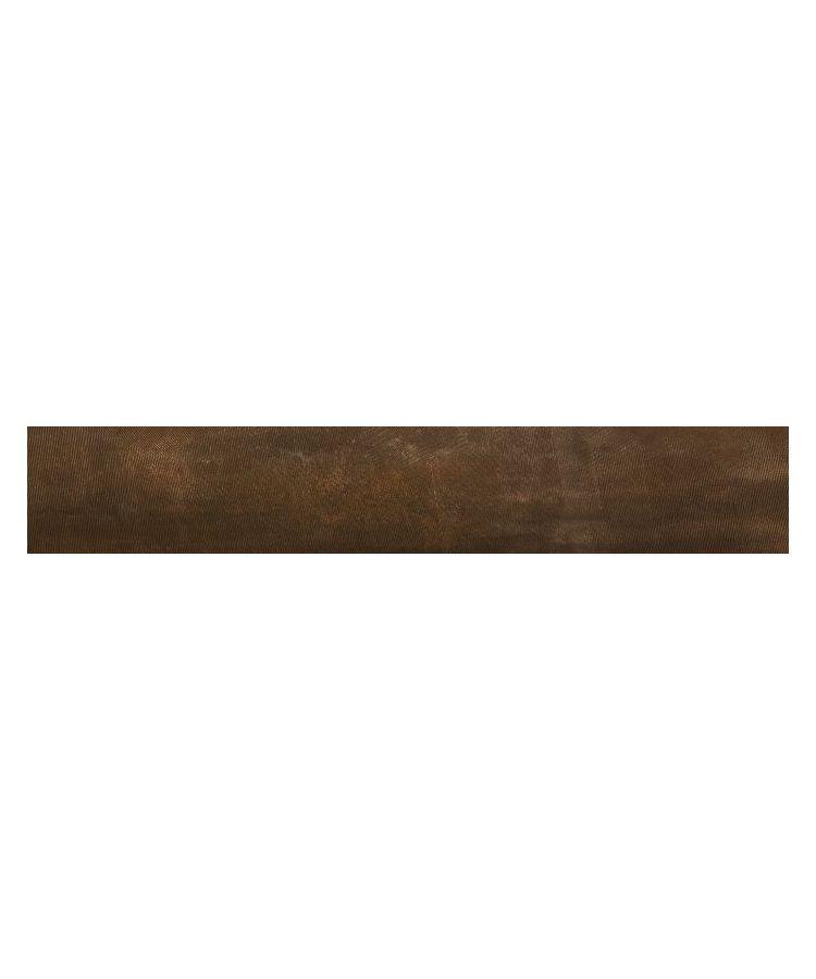 Gresie Metaline Corten melt 20x120 cm