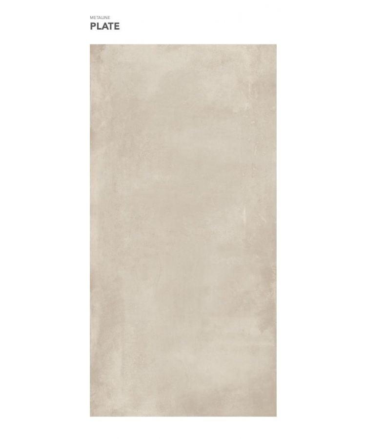 Gresie Metaline Plate mat 120x260x0,6 cm