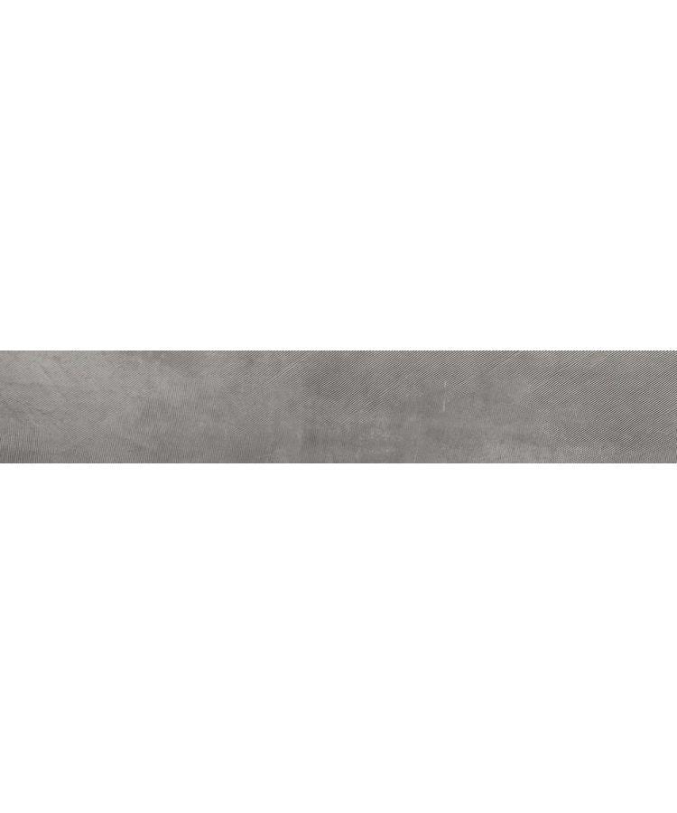 Gresie Metaline Zinc melt 20x120 cm