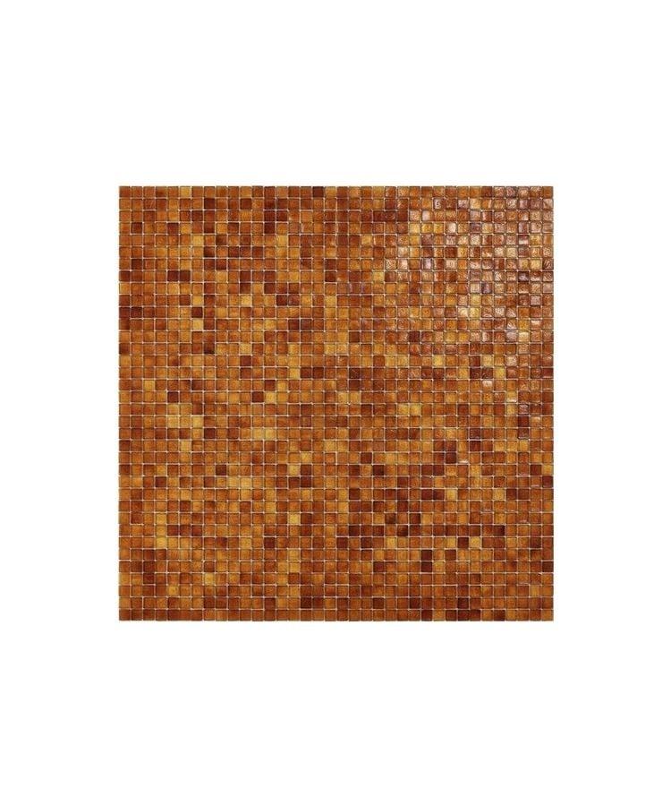 Mozaic Sticla Fenix Ambra SC 15x15 pe plasa 30x30