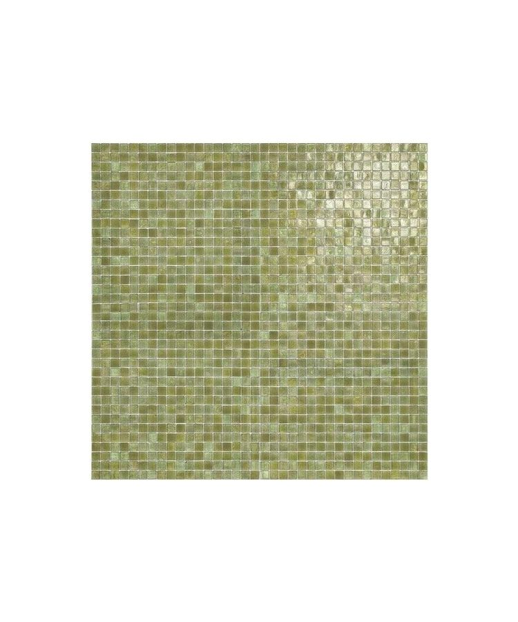 Mozaic Sticla Fenix Banana 15x15 pe plasa 30x30