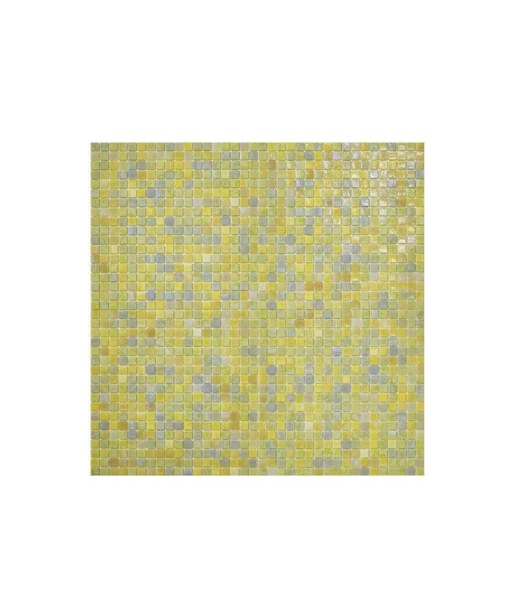Mozaic Sticla Fenix Canario 15x15 pe plasa 30x30