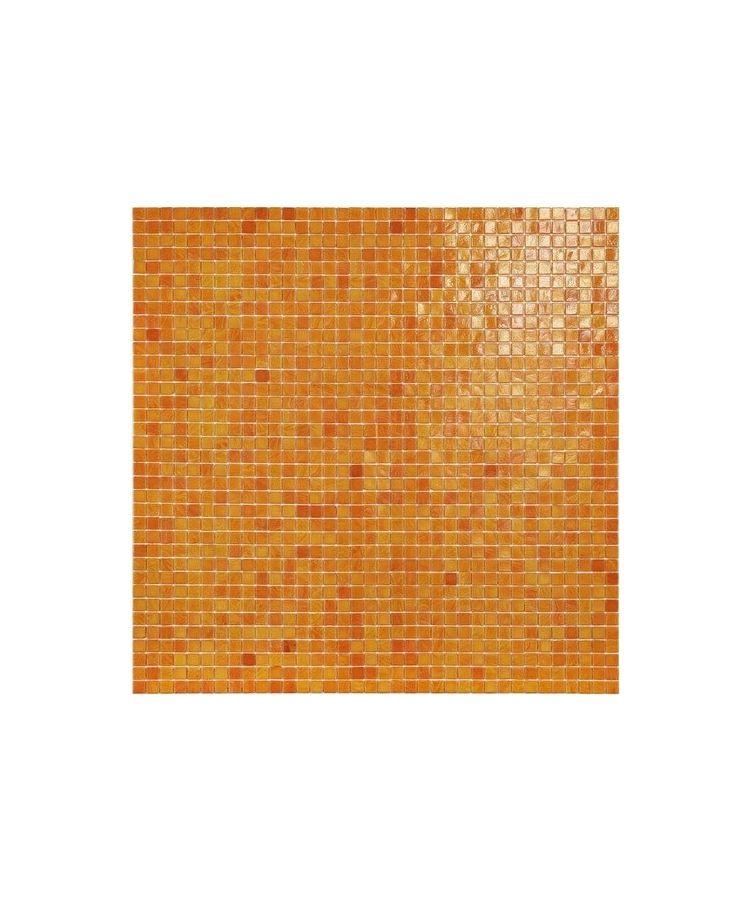 Mozaic Sticla Fenix Caronte 15x15 pe plasa 30x30