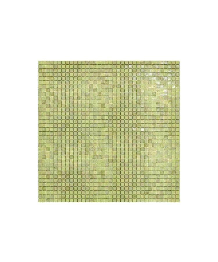 Mozaic Sticla Fenix Cedro 15x15 pe plasa 30x30