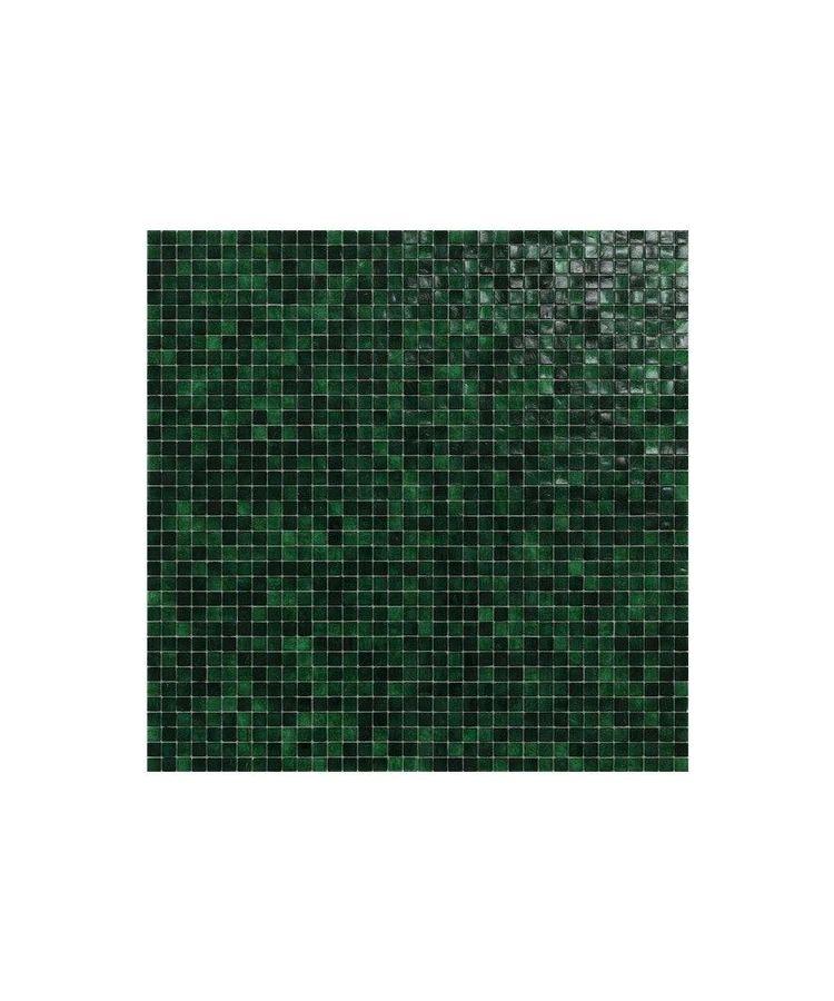 Mozaic Sticla Fenix Clover 5 15x15 pe plasa 30x30