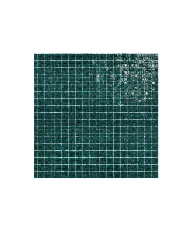 Mozaic Sticla Fenix Eolie 15x15 pe plasa 30x30