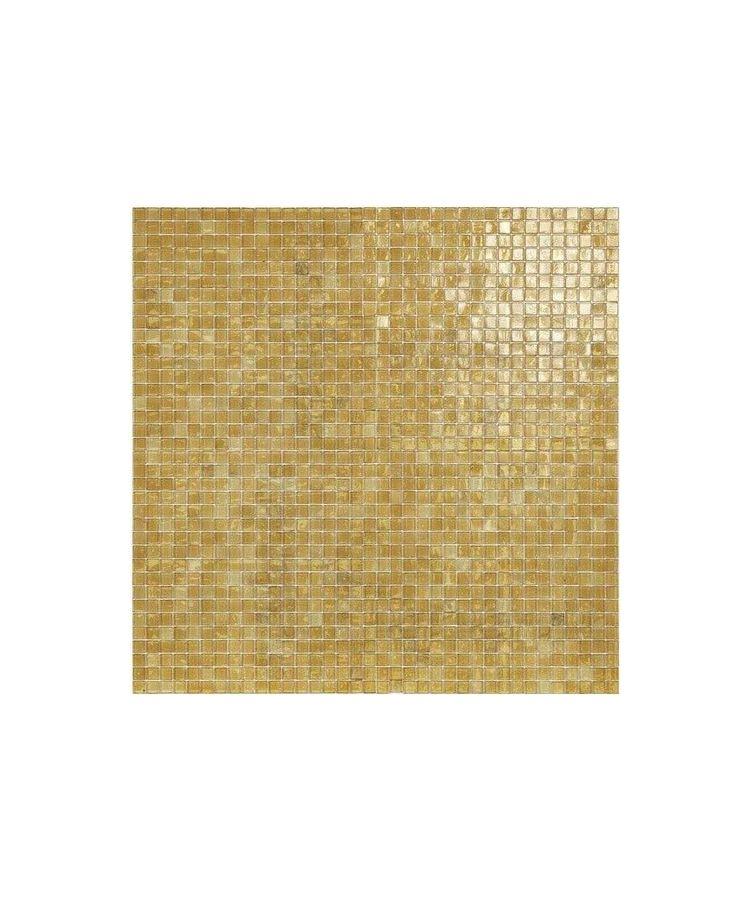 Mozaic Sticla Fenix Flax 15x15 pe plasa 30x30