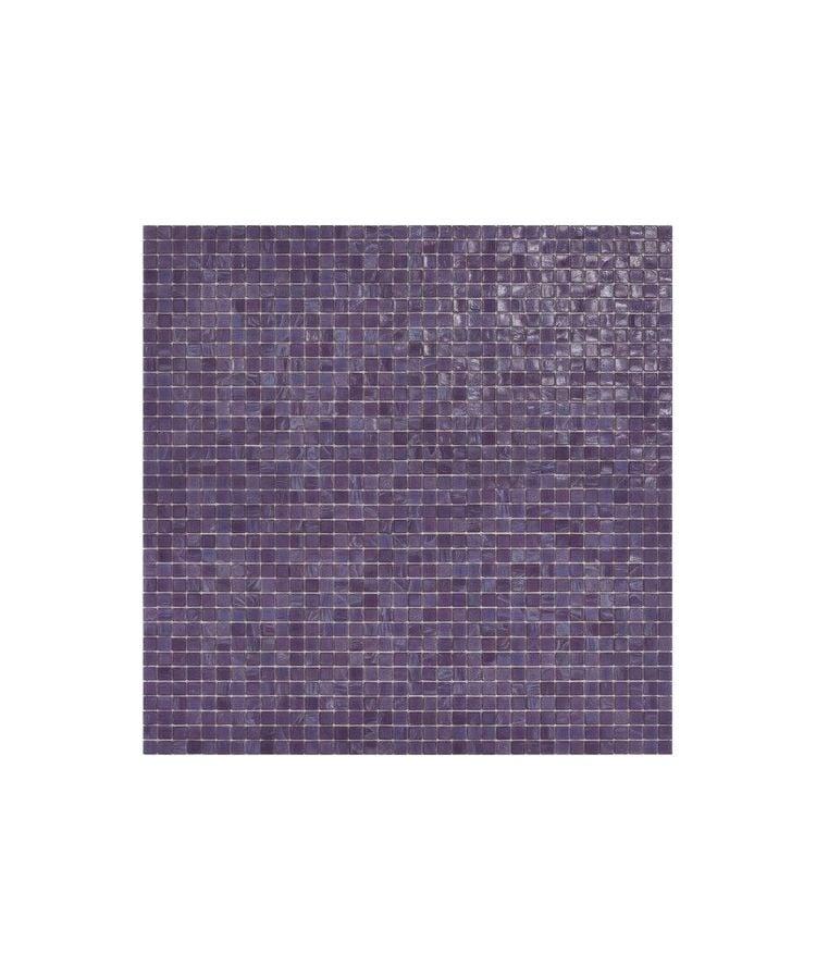 Mozaic Sticla Fenix Glicine 15x15 pe plasa 30x30