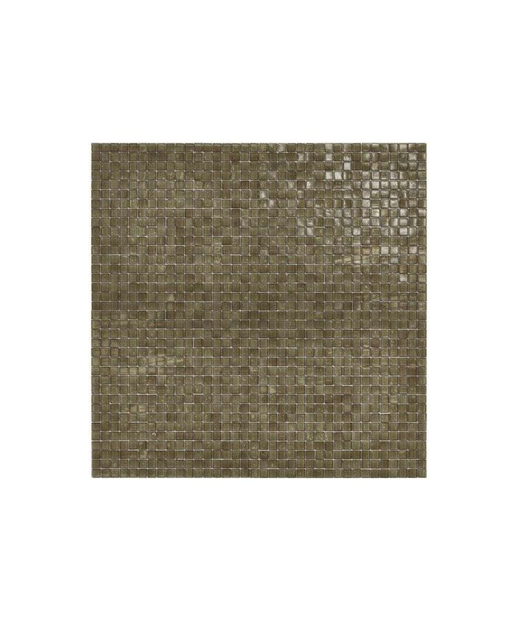 Mozaic Sticla Fenix Gray Powder 15x15 pe plasa 30x30
