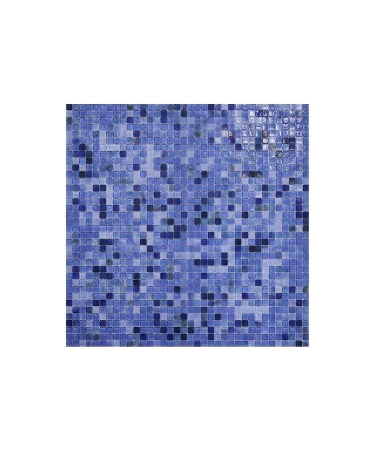 Mozaic Sticla Laguna 2 15x15 pe plasa 30x30