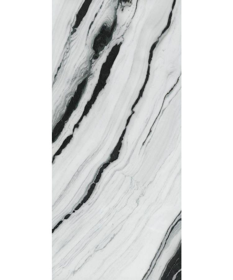 Lastra panda white lucios 160x320 cm
