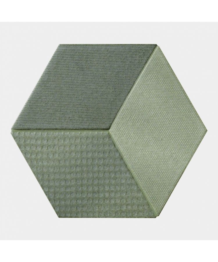 Gresie Mutina TEX by Raw Edges-Olive