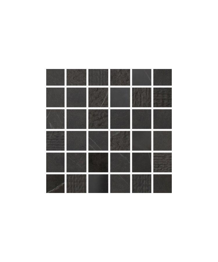 Mozaic pe plasa Pietra Grey Mix 30x30 cm
