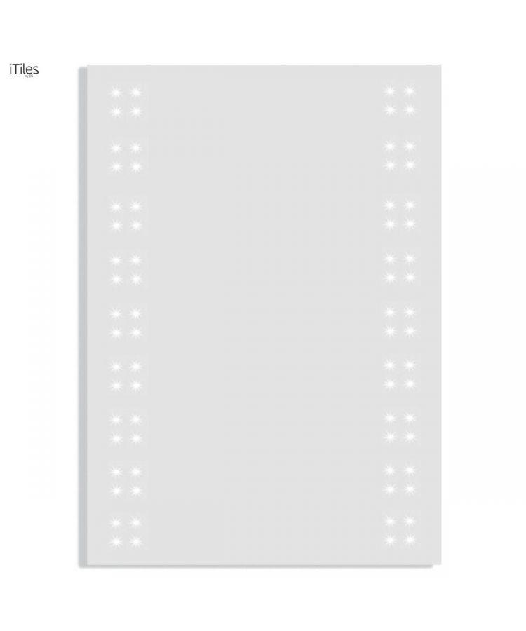 Oglinda LED Pixel 50x70 cm