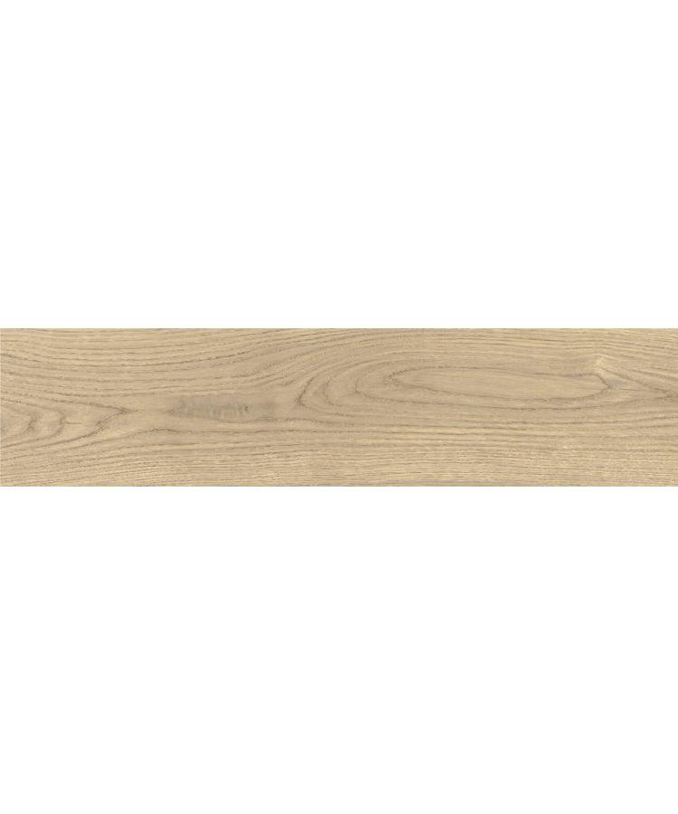 Gresie de exterior Imitatie Lemn Allure Rovere Amande Antislip Mat 20x120x2 cm