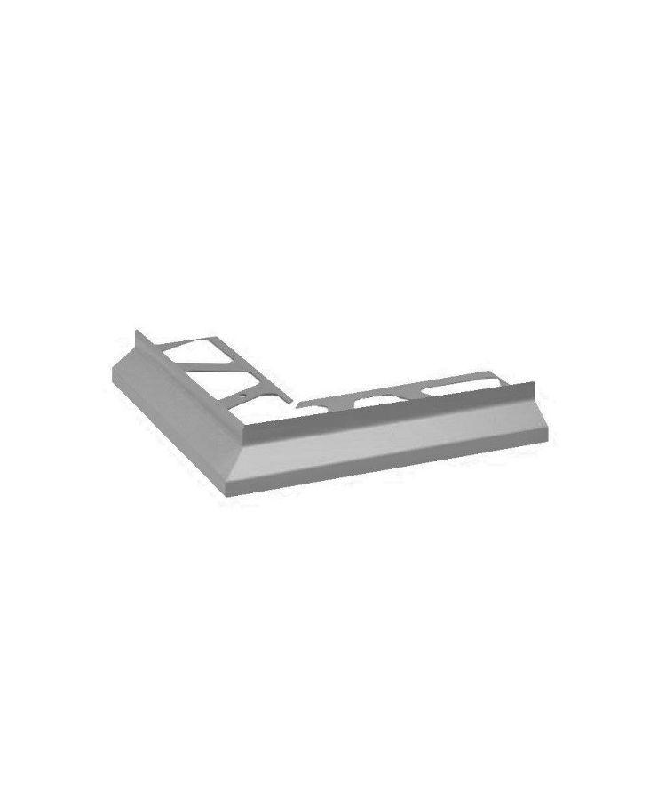 Profil Picurator Balcon/Terasa Schluter RKB Bara 75mm 2.5 ml