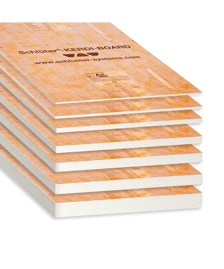 Panou autoportant Schluter Kerdi Board 38x625x2600 mm