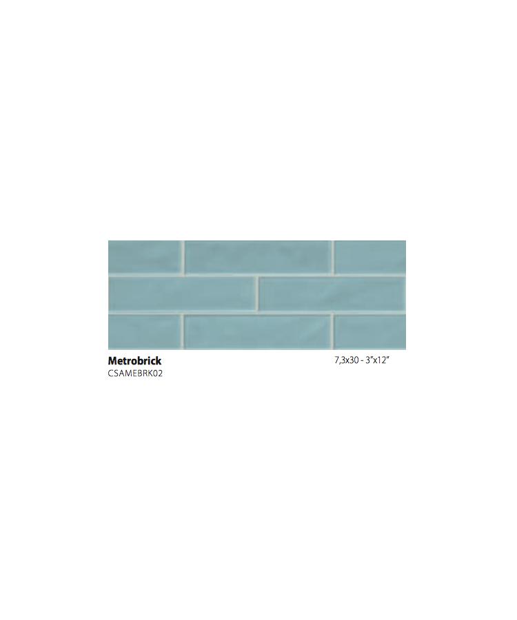 Faianta Metrochic-Metrobrick 7,3x30