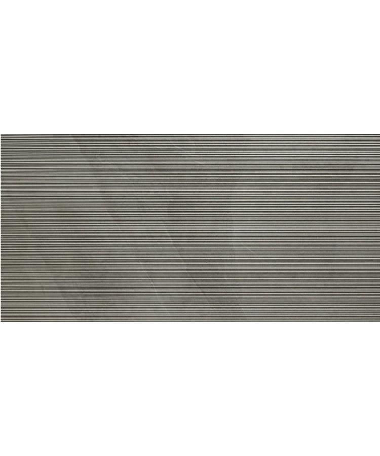 Faianta Shale Greige Ribbed Mat 30x60 cm