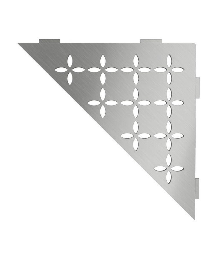 Raft de colt Schluter Shelf E S1 Floral 21x21 cm