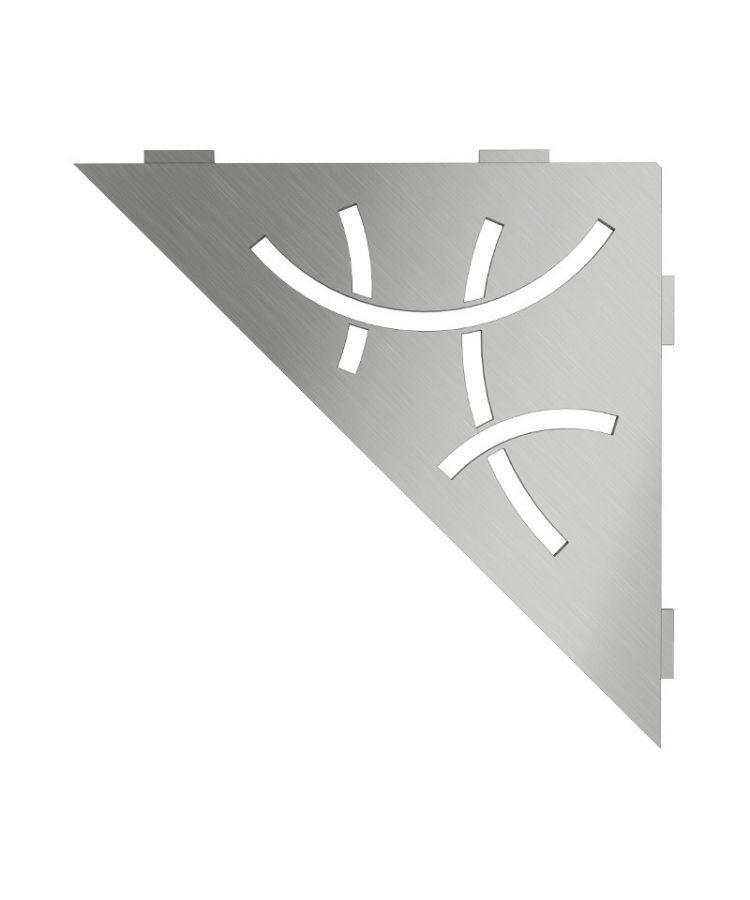 Raft de colt Schluter Shelf E S1 Curve 21x21 cm