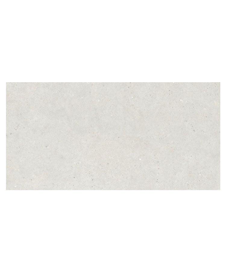 Gresie Silver Grain White Mat 60x120 cm