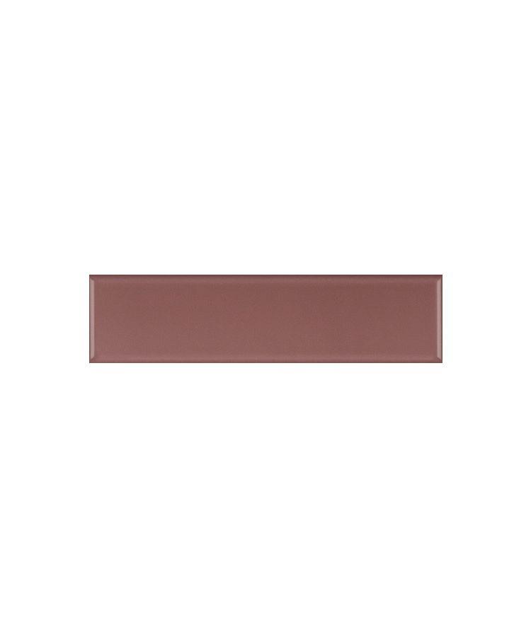 Faianta Solidbrick Mauve 7.3x30