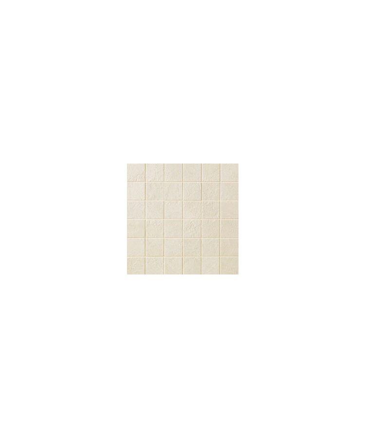 Mozaic pe plasa Spatula Avorio Mosaico Mix 30x30