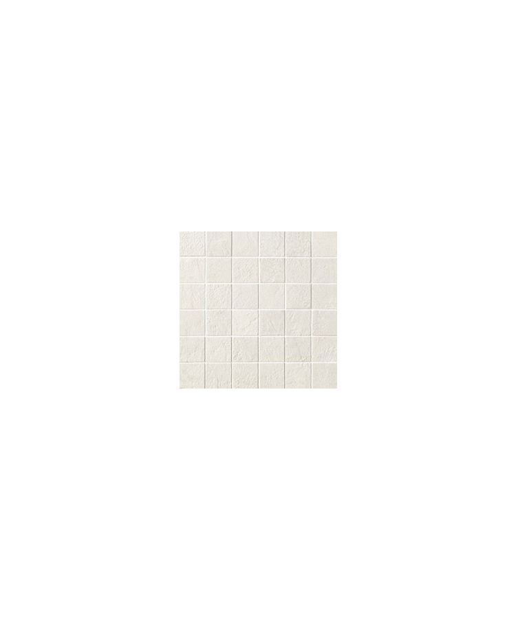 Mozaic pe plasa Spatula Bianco Mosaico Mix 30x30