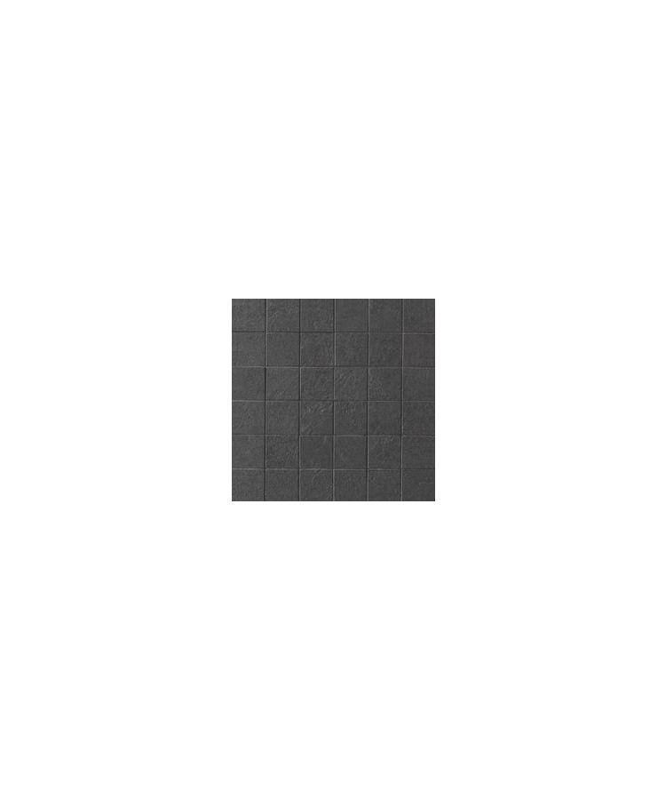 Mozaic pe plasa Spatula Nero Mosaico Mix 30x30