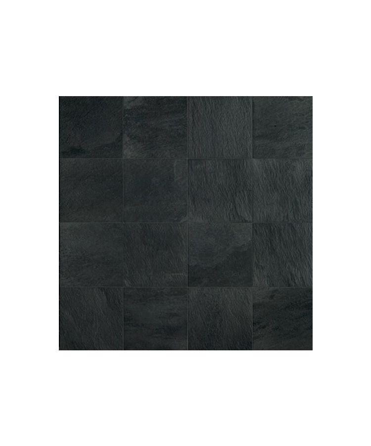 Gresie Stone D Quarzite Grafite 15x90 cm    Foto alcatuita din placi 60x60