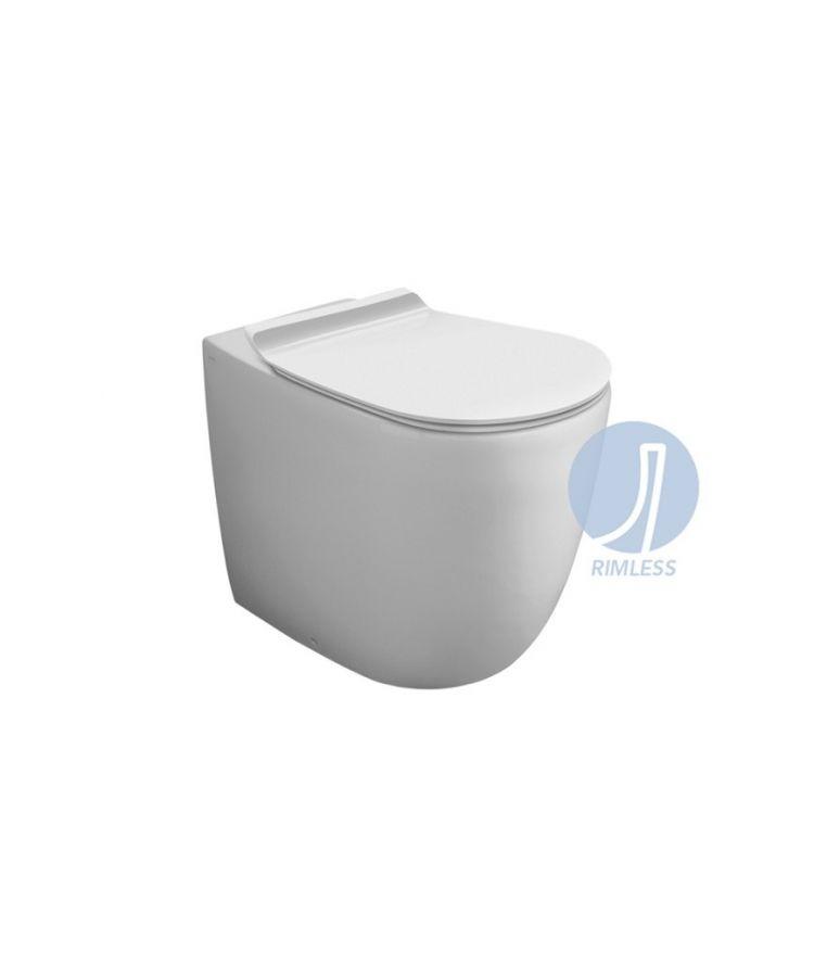 Vas wc Simas Vignoni VI 01 Rimless