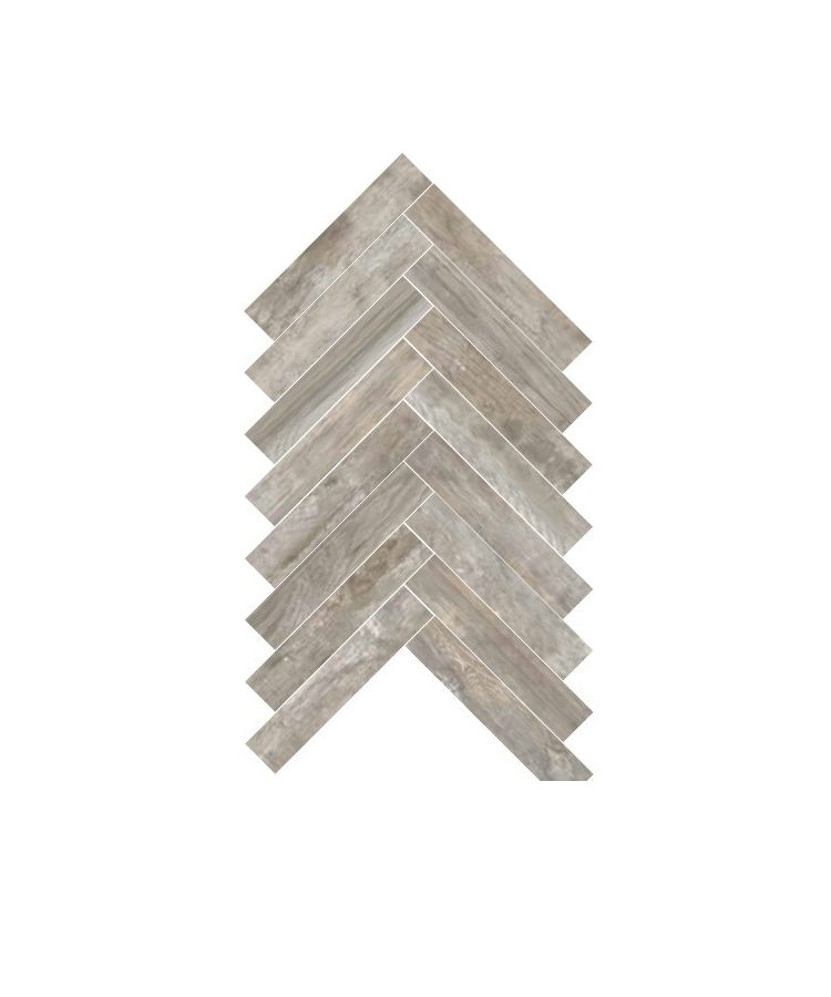 Gresie Spina Classica Vignoni Wood Grigio 7.5x40