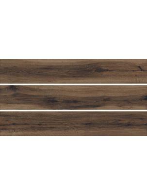 Gresie imitatie lemn Barkwood Burnt 20x120