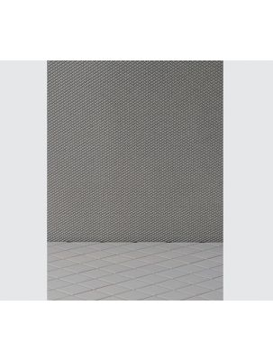 Gresie Mutina Rombini Carre Uni Grey 40x40