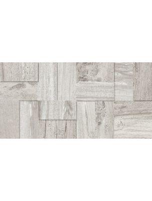Mozaic 3D Saloon SA5 Grey 20x40 cm