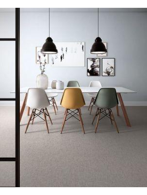 Gresie imitatie textil Fineart Grey 90x90