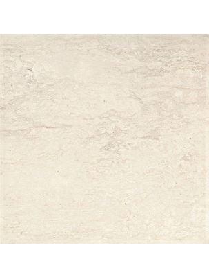 Gresie Marmo D Travertino Bianco Lapp. 60x60cm