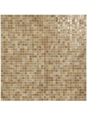 Mozaic Sticla Fenix Barley 15x15 pe plasa 30x30