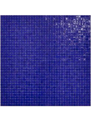 Mozaic Sticla Fenix Blu Mix 15x15 pe plasa 30x30
