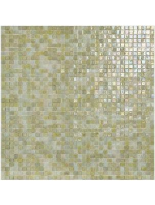 Mozaic Sticla Fenix Gina 15x15 pe plasa 30x30