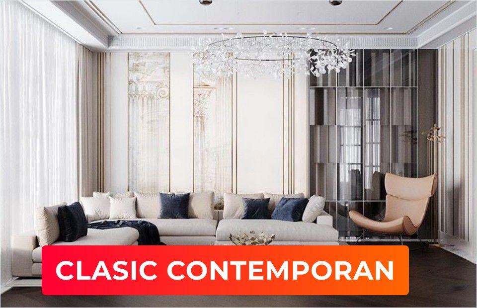 alege produse in stilul clasi contemporan